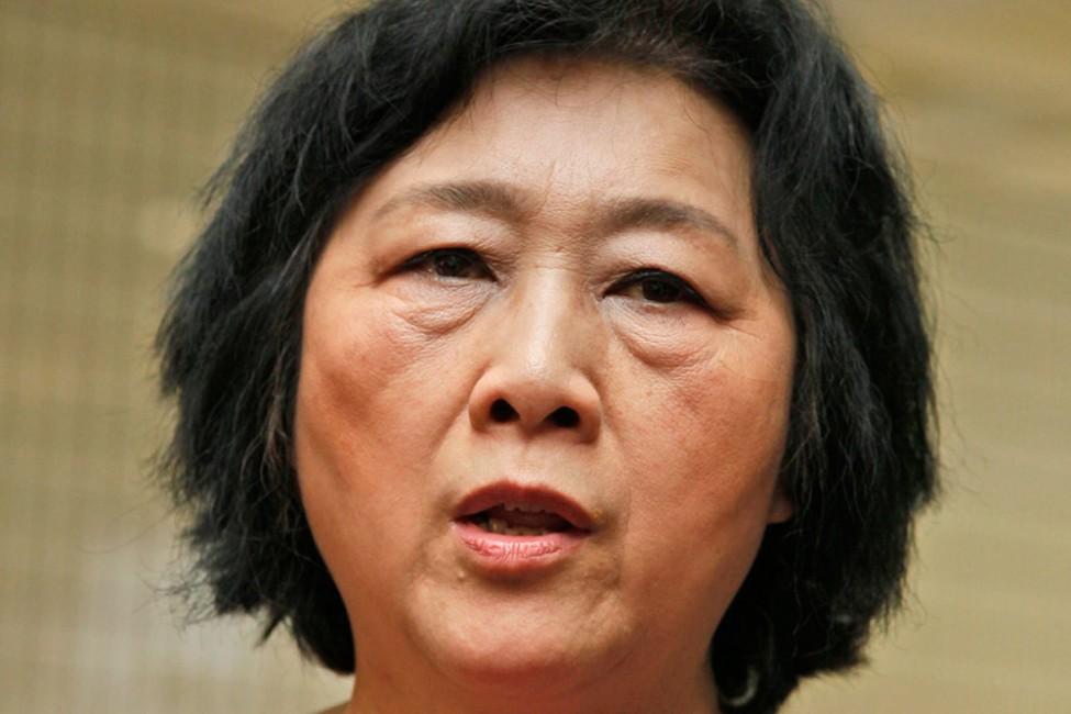 Gao Yu - Portrait